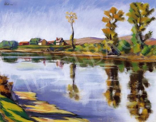Pittner Olivér - Nagybánya | 7. Aukció aukció / 173 tétel