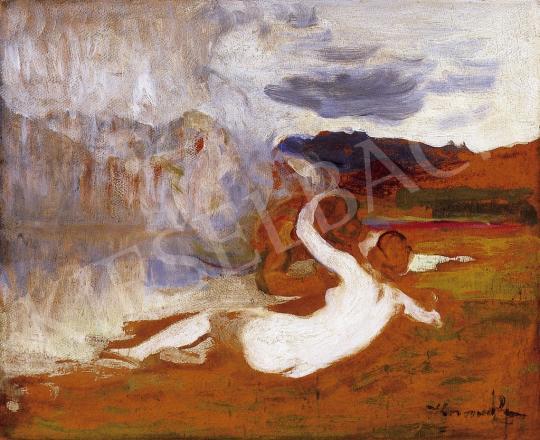 Thorma János - Jupiter és Dioné | 7. Aukció aukció / 178 tétel