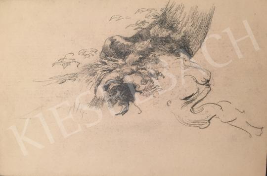 Stein János Gábor - Hullám festménye