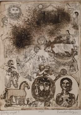 Kondor, Lajos - Greek Tales I.