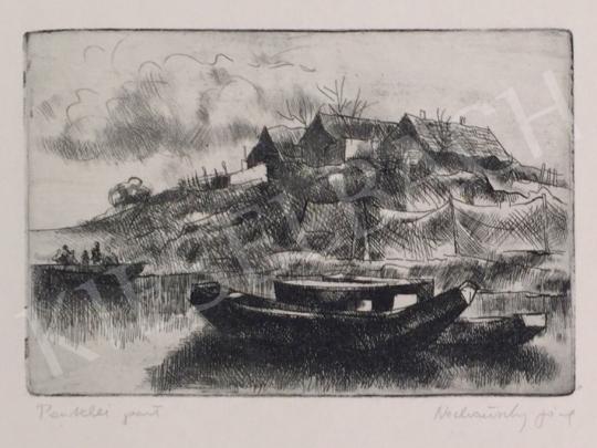 For sale Nechánszky, József - Pentele Bank 's painting