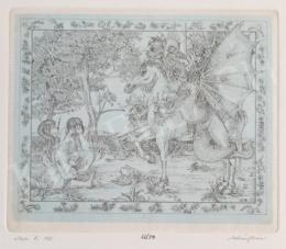 Molnár Iscsu István - Tale III., 1981