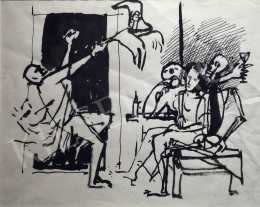 Kondor, Béla - Bar Scene