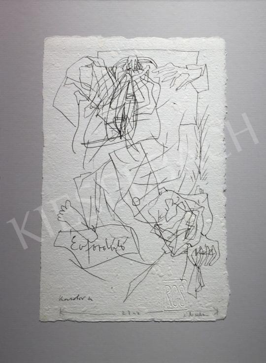 Kondor Béla - Évforduló -  26 grafika együtt festménye