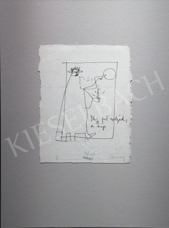 Kondor Béla - Hogy fűt szolgád a Nap -  26 grafika együtt festménye