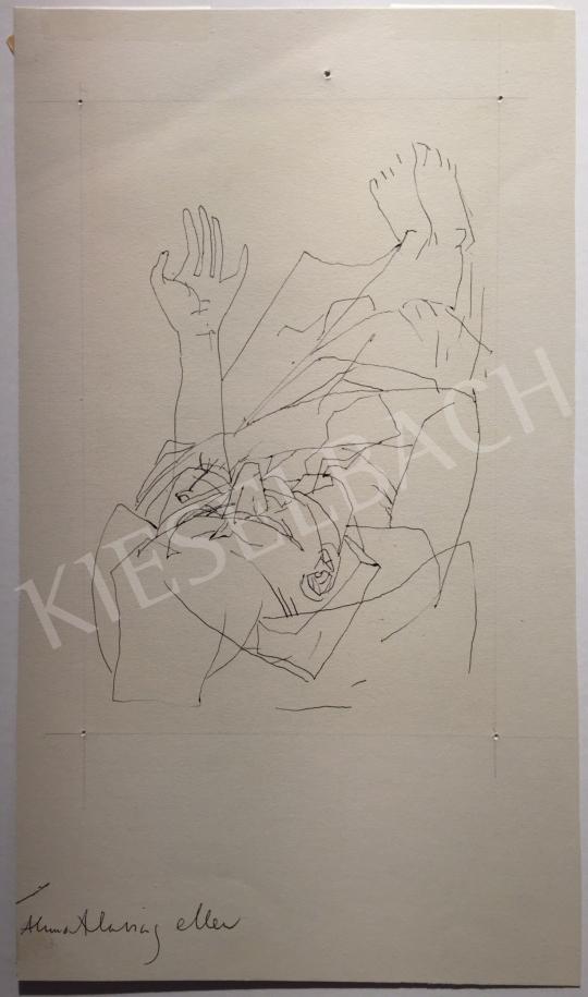 Kondor Béla - Álmatlanság ellen -  26 grafika együtt festménye