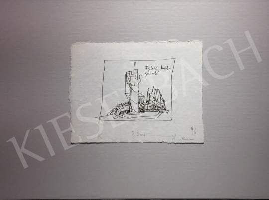 Kondor, Béla - Ears painting