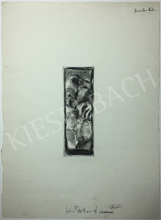 Kondor Béla - Együttlét -  26 grafika együtt festménye
