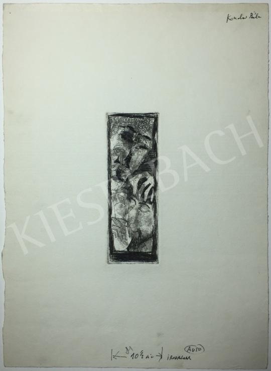 Kondor, Béla - Coexistence painting