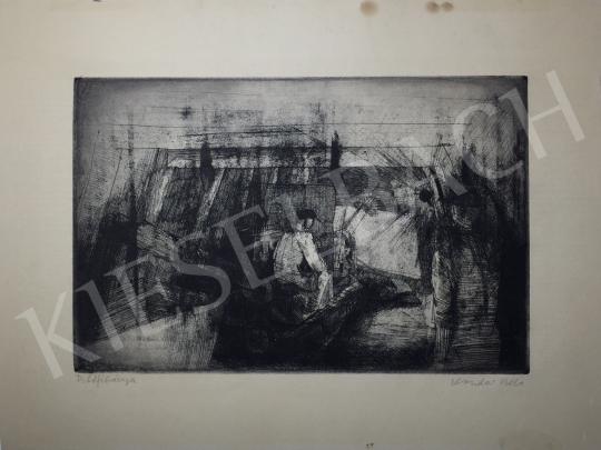 Kondor Béla - Petőfibánya -  26 grafika együtt festménye