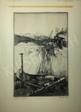 Kondor Béla - Külszíni fejtés -  26 grafika együtt