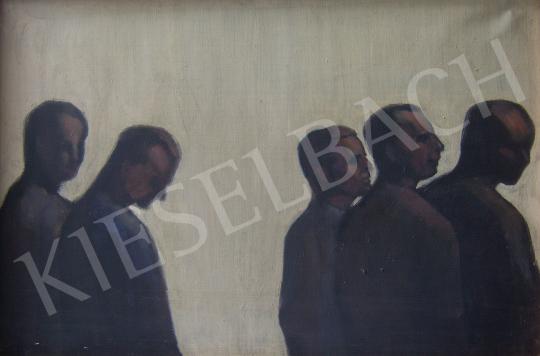 Eladó Dr. Belák András - Vonulók festménye