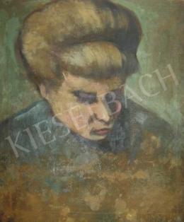 Dr. Belák András - Női portré