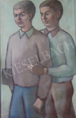 Dr. Belák András - Két fiú