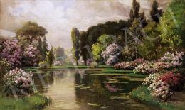 Kárpáthy, Jenő - Spring on the island
