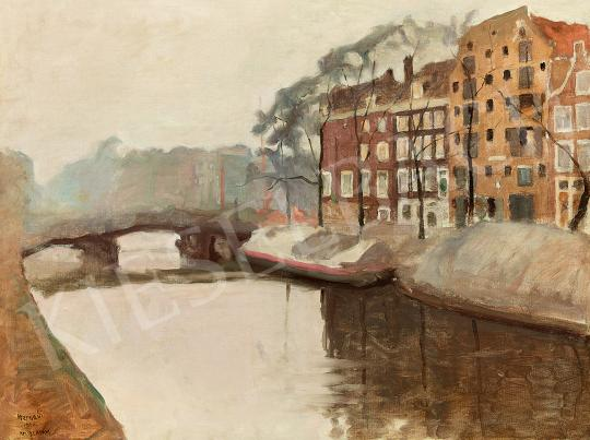 For sale Hernádi Handmann Adolf - Amsterdam, 1930 's painting