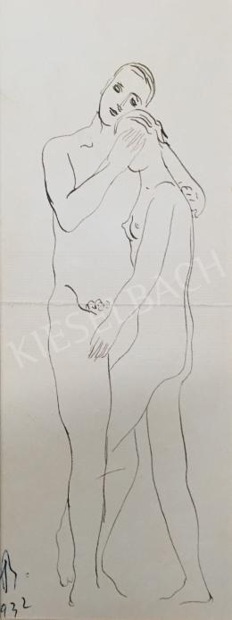 Bernáth Aurél - Szerelem, 1932