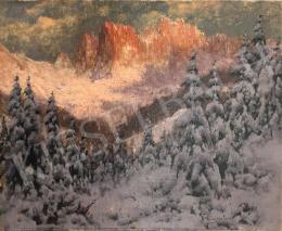 Neogrády László - Téli napfény