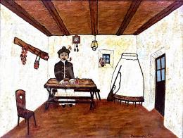 Dévényi Antal - Borozás (Rózsa Sándor)