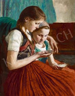 Glatz, Oszkár - Sisters, 1936