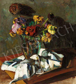 Kohán, György - Still-Life of Flowers