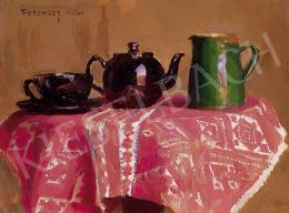 Ferenczy Valér - Asztali csendélet