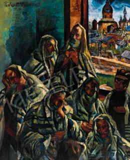Perlrott Csaba Vilmos - Imádkozók, 1924