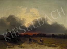 Raffalt, Ignaz - Úton (Alföld), 1846