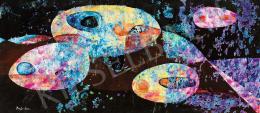 Bojár Iván - Galaktikus akvárium, 1960