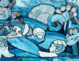 Balázs János - Kék világ