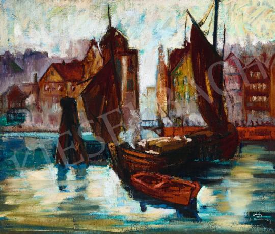 Zsótér Ákos - Hamburg, 1930 | 56. Őszi Aukció aukció / 189 tétel