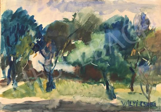 For sale Vályi, Csaba - Plum Trees 's painting