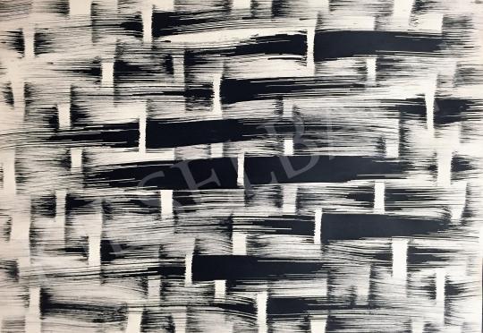 Eladó Gyarmathy Tihamér - Visszaütés festménye
