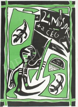 Gerhes Gábor - 2. Műsor, A Cég, 1986