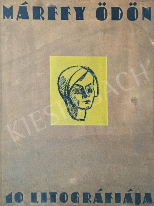 For sale  Márffy, Ödön - Cover 's painting