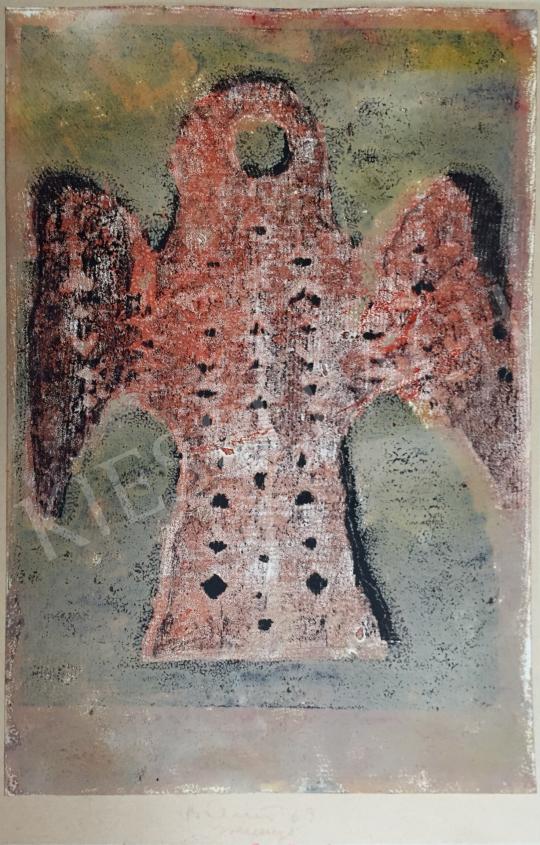 Eladó  Bálint Endre - Főnix festménye