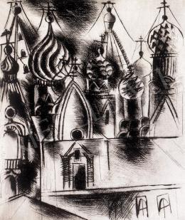 Gross-Bettelheim Jolán - Orosz templomtornyok