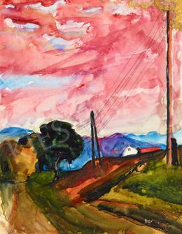 Korda, Vince - Landscape, 1924