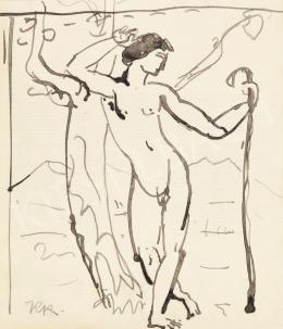 Kernstok, Károly - John the Baptist, c. 1910