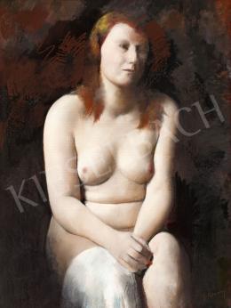 Hatvany, Ferenc - Female Nude