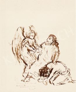 Berény, Róbert - Sacrifice of Abraham, 1940s