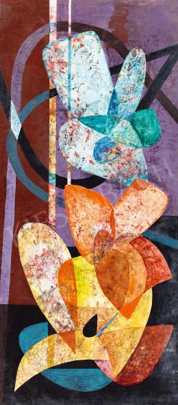 Bojár Iván - Fénytől kinyíló formák, 1960