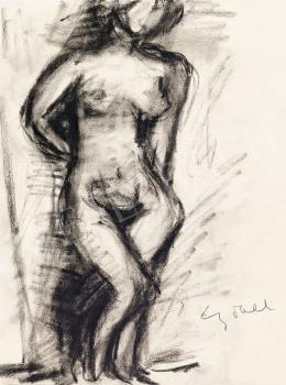 Czóbel Béla - Párizsi modell