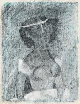 Anna Margit - Táncosnő, 1963