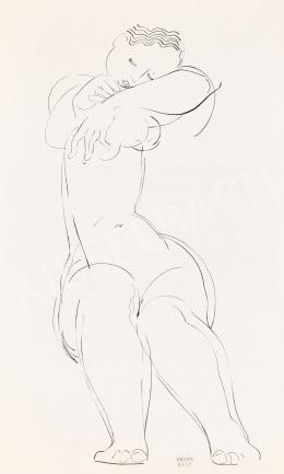 Kádár Béla - Eros, 1932 körül