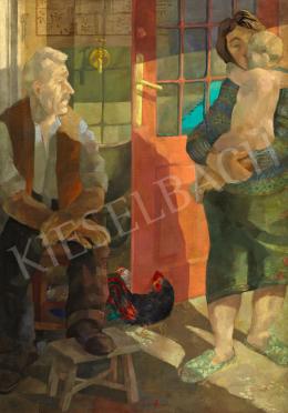 Duray, Tibor - Family, 1935
