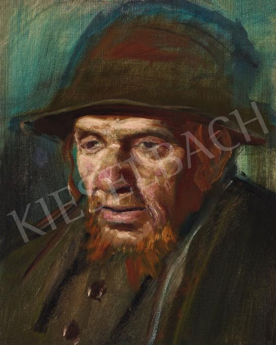Mednyánszky, László - Vagabond | 57th Winter Auction auction / 237 Item