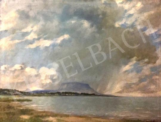 For sale Edvi, Illés Ödön - The View of Lake Balaton 's painting