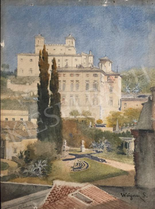 For sale Wágner, Sándor - Rome 's painting