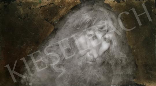 Eladó  Szász Endre - Próféta festménye